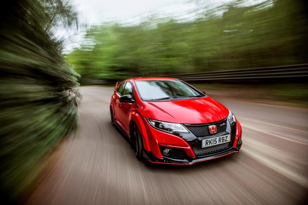 Honda Civic Type R Review 2015