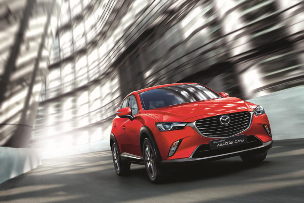 Mazda CX-3 AWD Sport Nav Diesel Review 2015