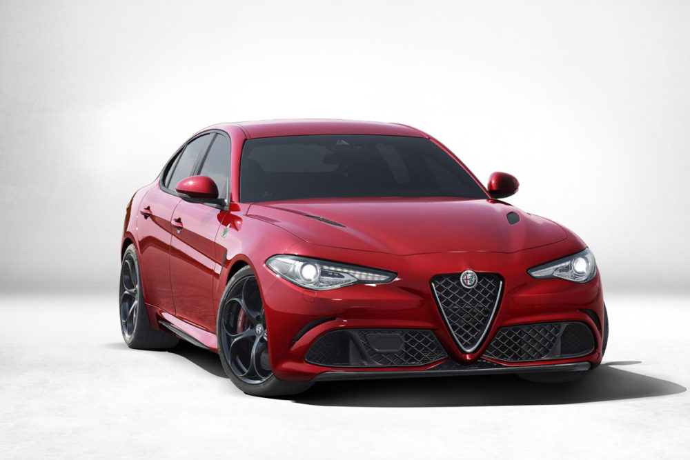 Alfa Romeo Releases First Picture Of New Giulia