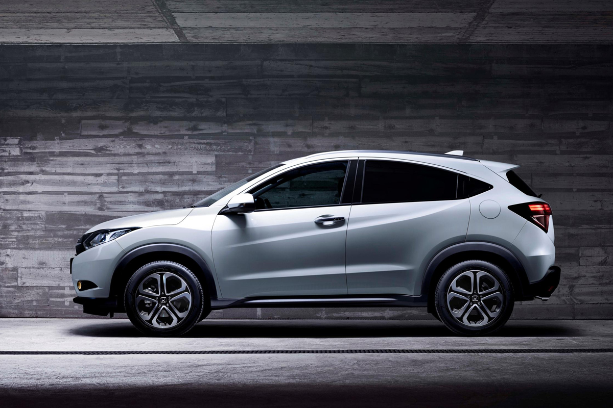 Honda Hr V Review 2015