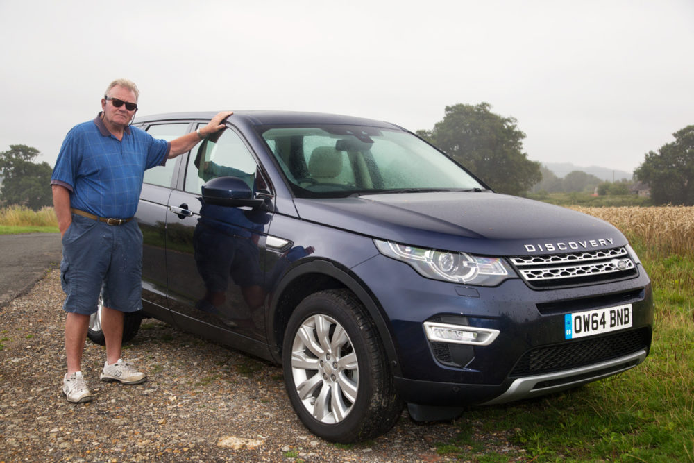 Land Rover Discovery Sport review 2015
