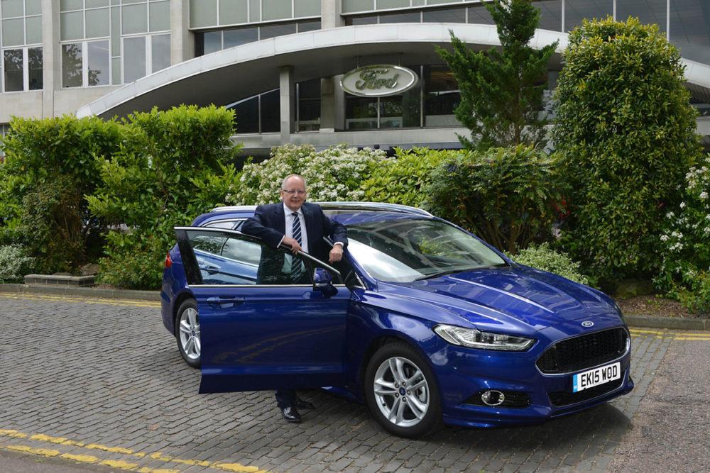 Ford UK Andy Barratt