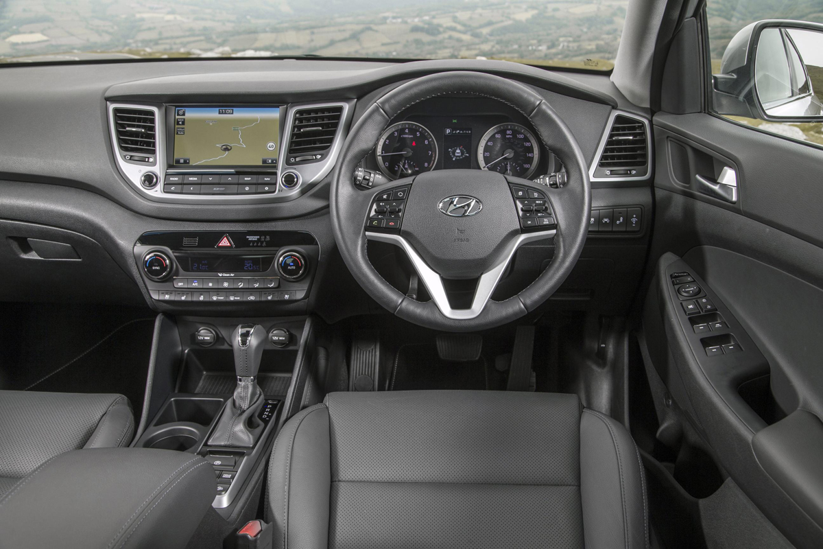 Hyundai Tucson Premium Se 2015 Review