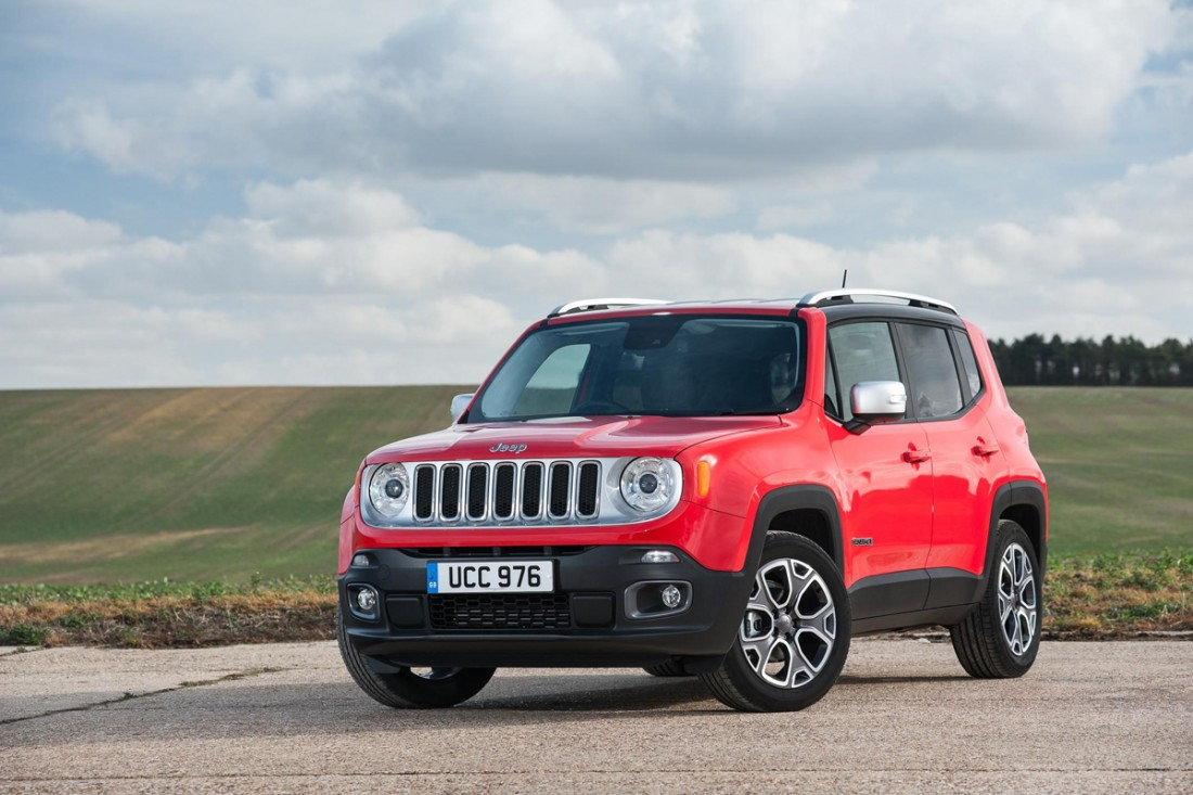 jeep renegade 2 0 multijetii trailhawk. Black Bedroom Furniture Sets. Home Design Ideas