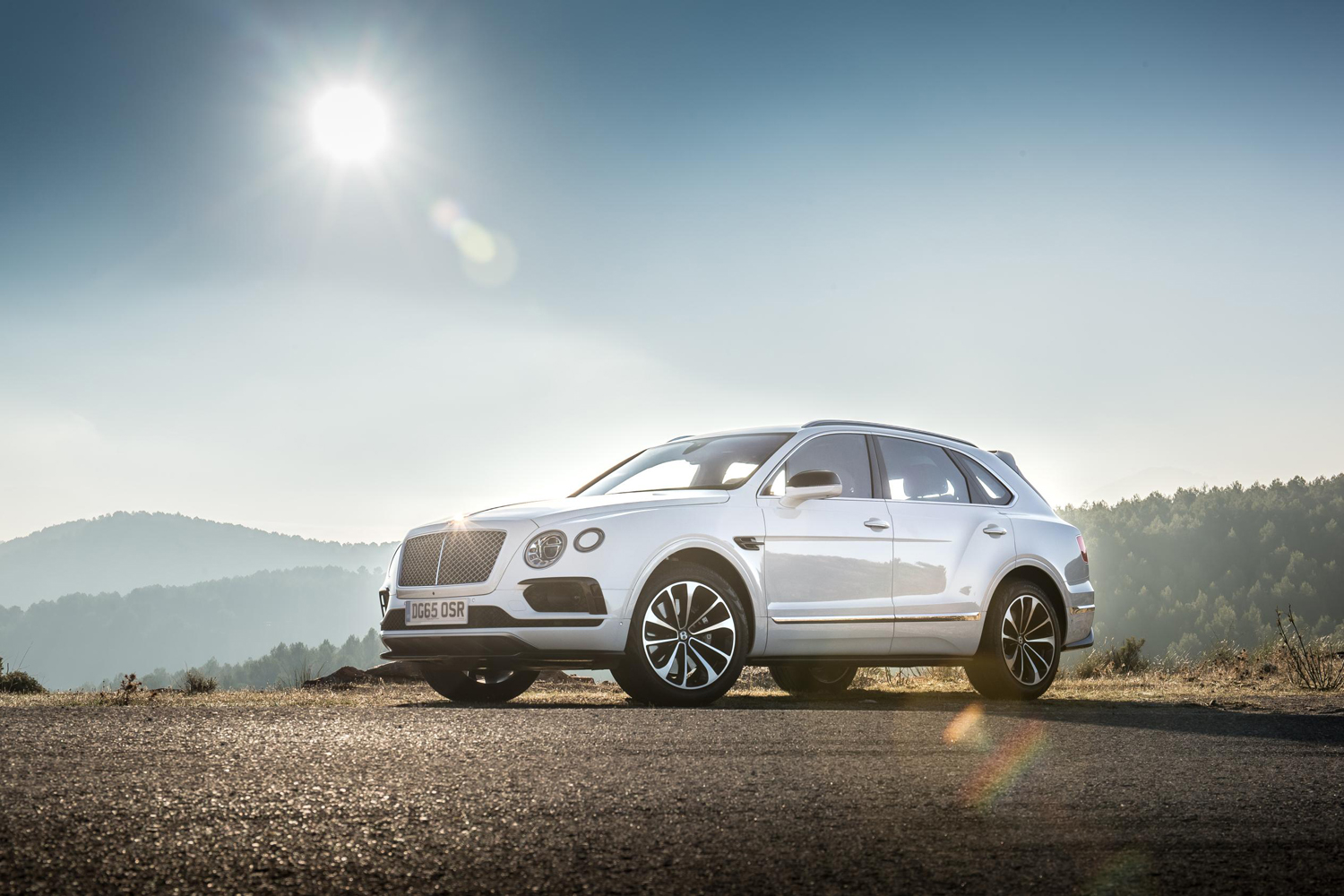Bentley Bentayga Fastest Most Luxurious Suv For A While