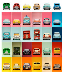 Diecast Dinky Toy Car pictures