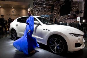 Maserati Lavante SUV