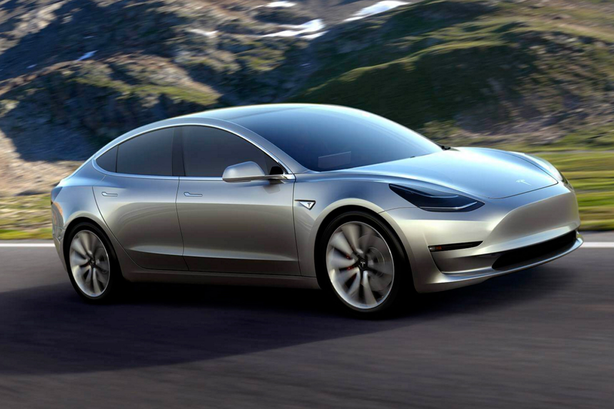 Tesla Motors Unveils Model 3 To Almost Hysterical Acclaim