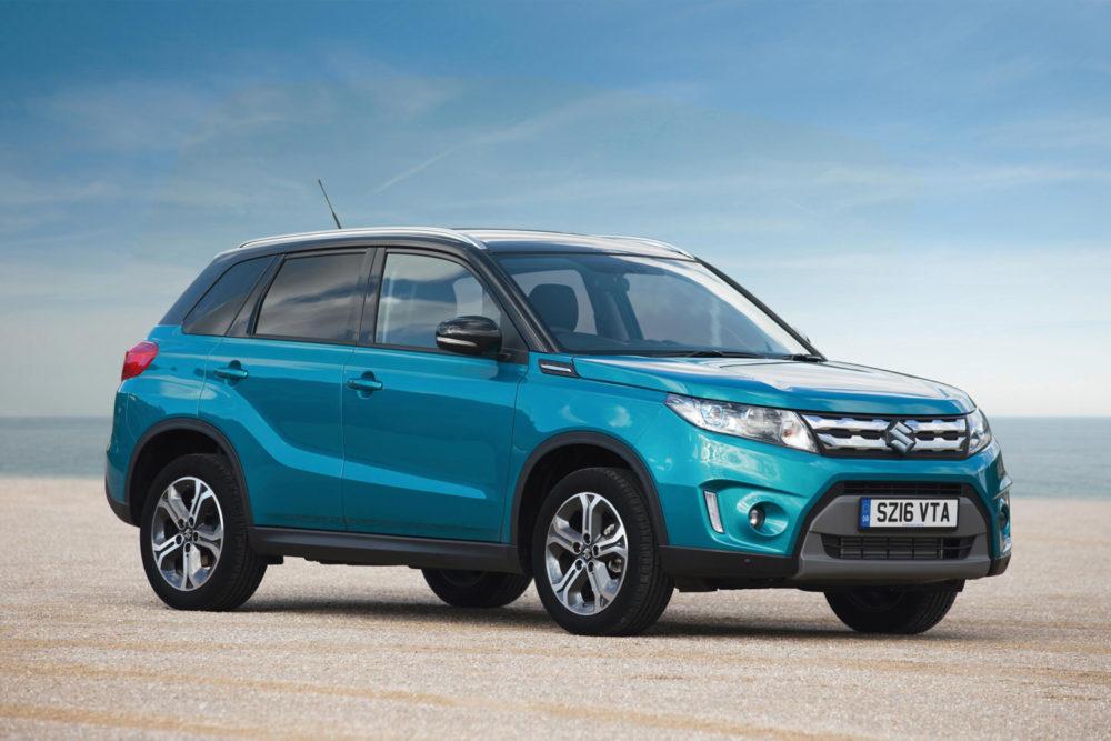 What Is The Weight Of A Suzuki Vitara