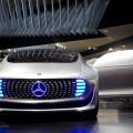 Mercedes Benz F015 Autonomous concept