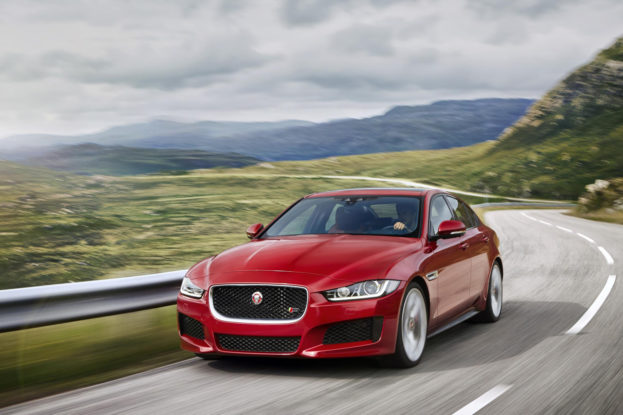 Jaguar XE S review