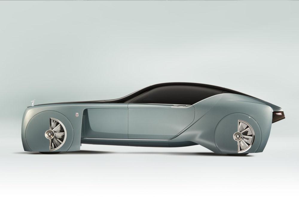 Rolls Royce Vision Next 100 concept 103EX
