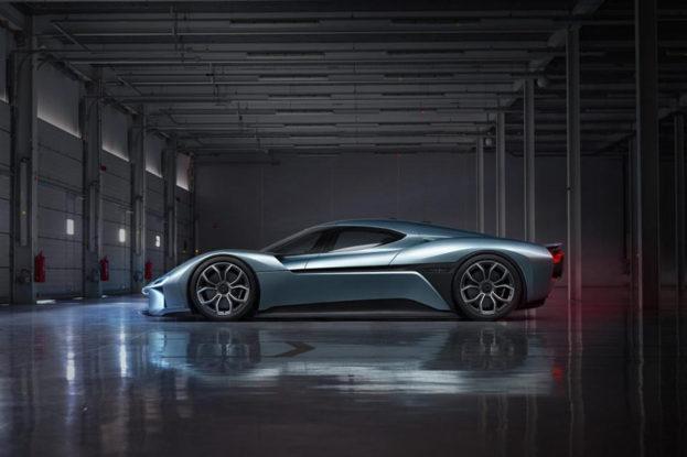 NIO - World's Fastest Electric Car