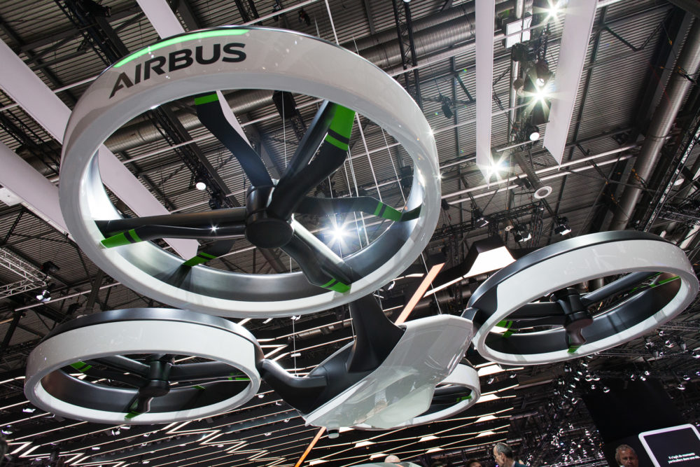 airbus and italdesign pop up flying car video. Black Bedroom Furniture Sets. Home Design Ideas