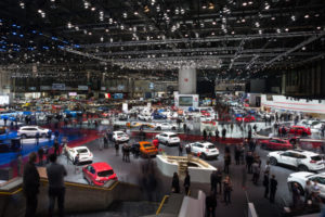 Palexpo Exhibition Centre