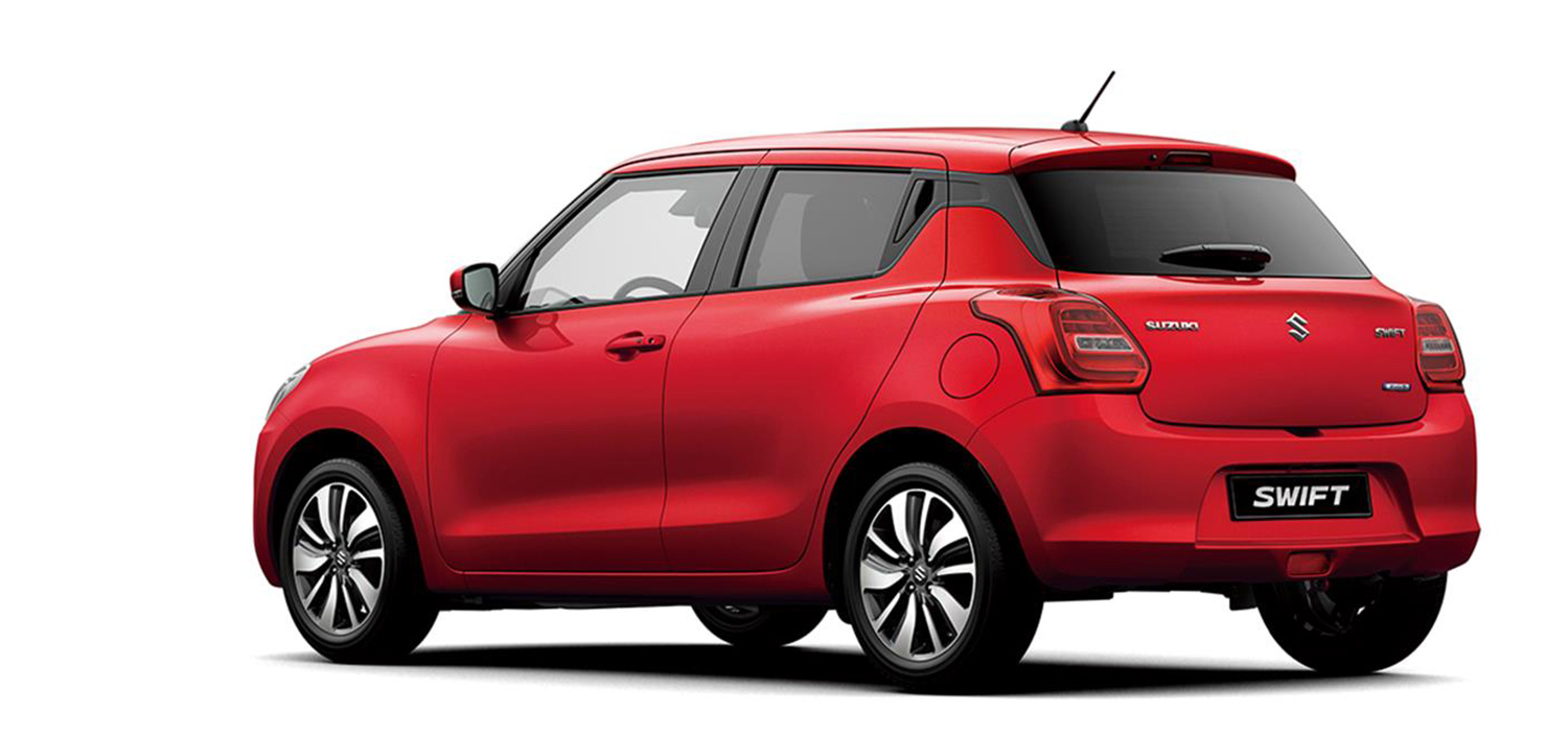 Suzuki Swift 1 0 Boosterjet Shvs Review