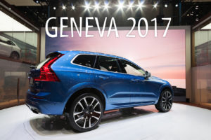 Geneva Motor Show Picture Gallery