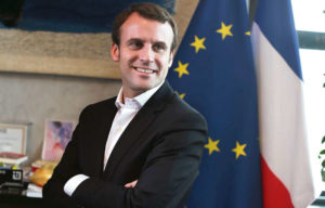 Macron Favoured To Win In France, But Think, Trump, Brexit