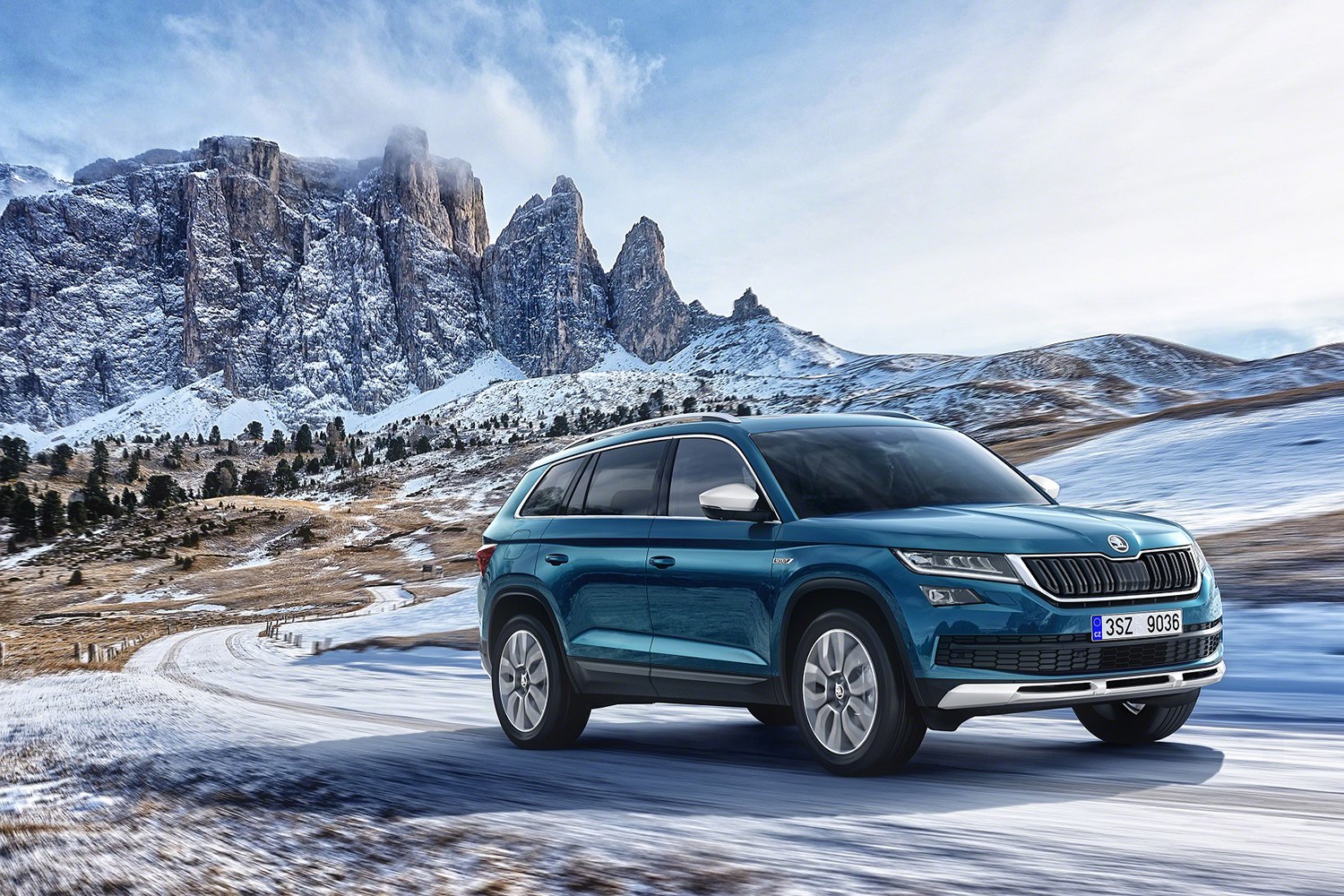 skoda kodiaq edition  tdi  dsg review