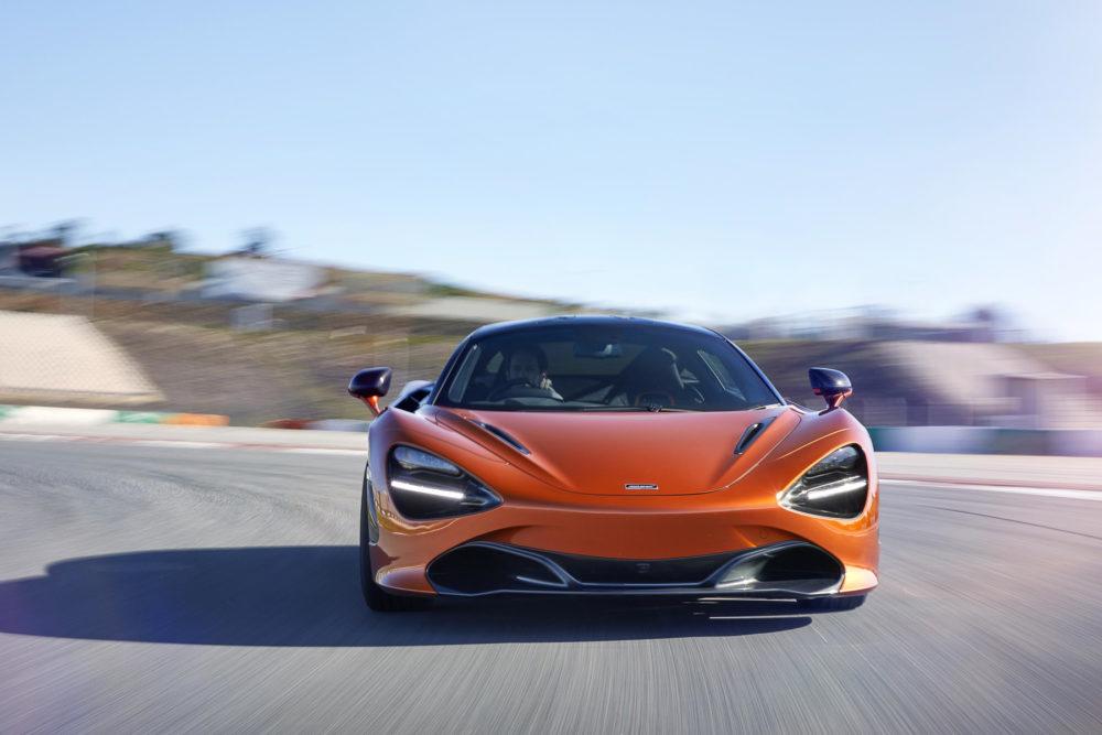 The McLaren 720S