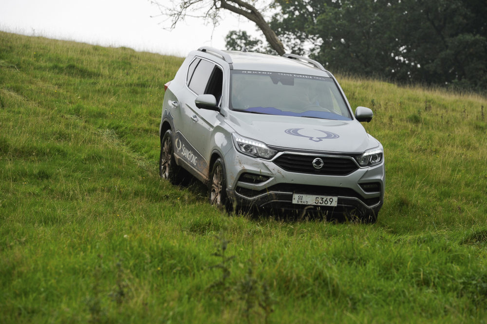 SsangYong Rexton review
