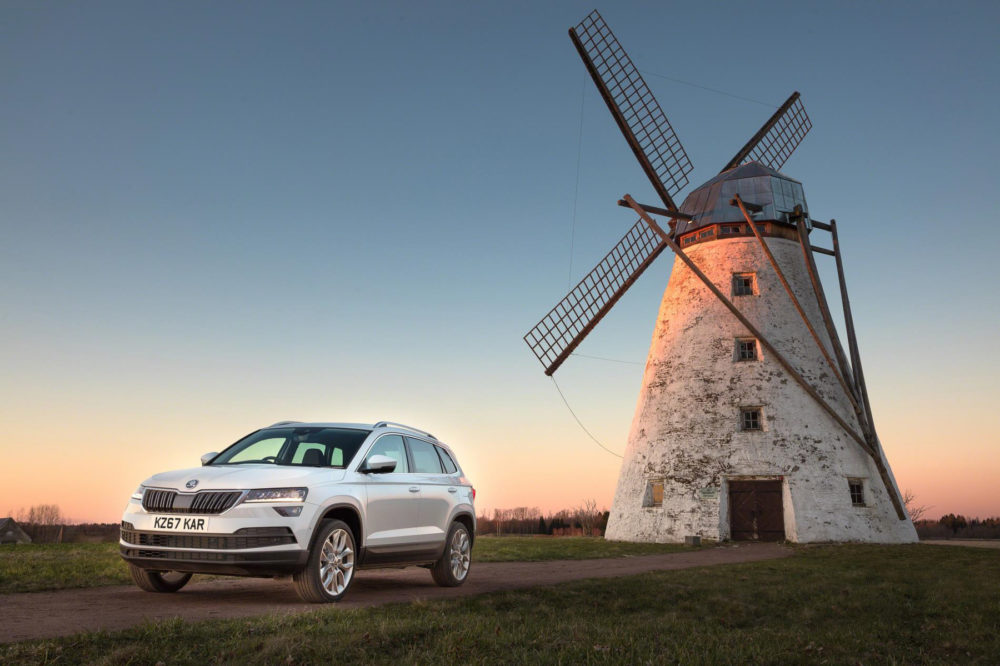 Skoda Karoq Edition 2.0 TDi 150 4x4 DSG review