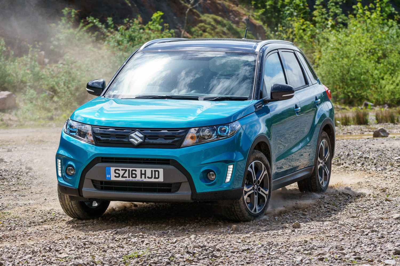 Suzuki Vitara 1 4 S Auto Allgrip Review