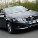 Audi A3 Cabriolet review 2008