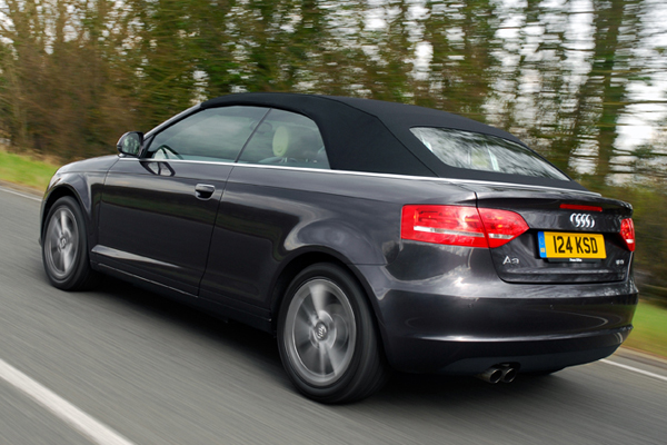 Audi A3 Cabriolet Review 2008