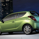 Hyundai i20 review 2009
