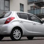 Hyundai i20 review 2009