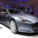 Aston Martin Rapide review 2009