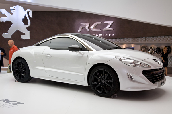 peugeot rcz review 2010. Black Bedroom Furniture Sets. Home Design Ideas