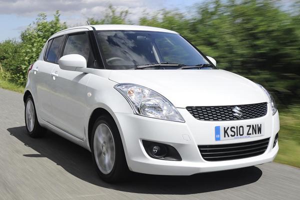 Outstanding Little Car With Premium Pretensions Suzuki Swift Review 2010
