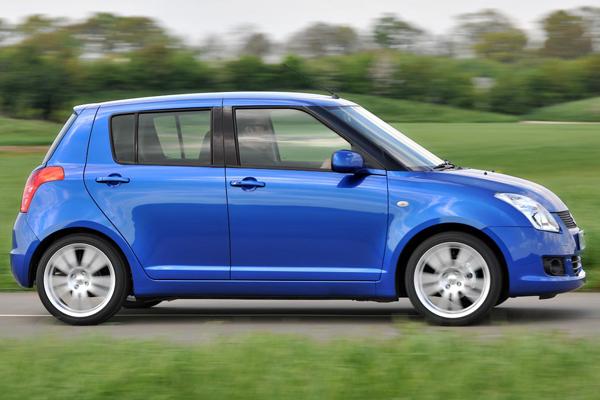 Suzuki Swift Review 2010
