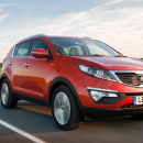 Kia Sportage review 2010