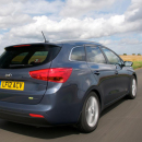 Kia Cee'd Sportswagon review 2012