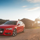 Audi A3 Sportback review 2013