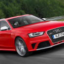 Audi RS 4 Avant review 2012