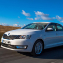 Skoda Rapide review 2012
