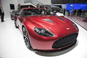 AstonMartin V12 Zagato