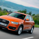 Audi Q3 review 2011