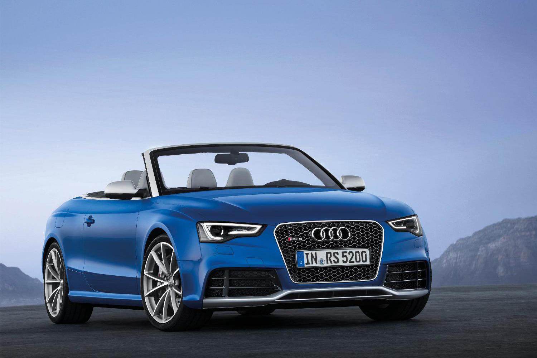 Audi Rs5 Cabriolet Review