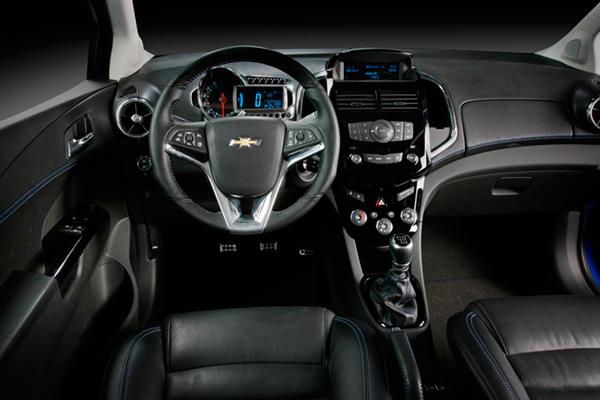 Chevrolet Aveo 1 4 Ltz Review