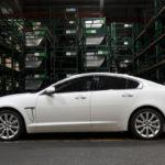 Jaguar XF review 2011