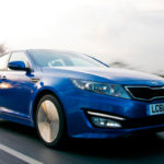 Kia Optima review 2012