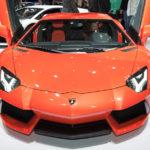 Lamborghini Aventador review 2011