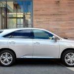 Lexus RX review 2012