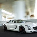 Mercedes SLS AMG Roadster review 2011