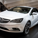 Opel Cascada Launch 2013